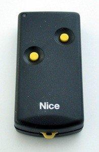 Handzender Nice Easy K2M, 27.120 MHZ, 2-kanaals