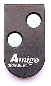 Handzender Genius, Amigo JA332, 2 kanaals, 868,35 MHz