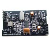Ontvanger Chamberlain insteekmodule 041A5456B