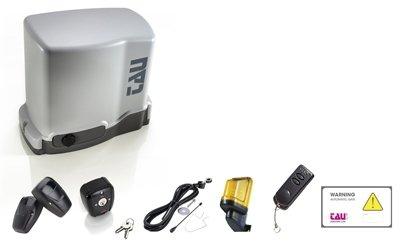 AANBIEDING: TAU schuifpoortopener 350T-One kit 8Easy 230 volt 800 kg