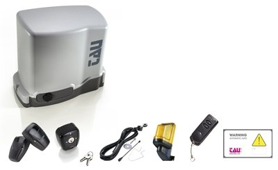 TAU schuifpoortopener kit 350T-Onekit8BR, snel: 24 meter/minuut