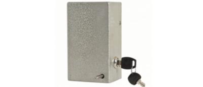 Elektrisch magnetisch slot voor ondergrondse poortopener