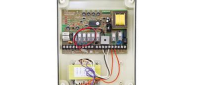 Controlbox voor SuperJack ondergrondse poortopener