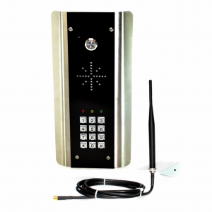 Intercom draadloos gsm AES 08/gsm-5ABK 2G Audio + codeklavier
