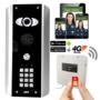 Intercom draadloos gsm AES 08/PRE2-4GE-ABK Audio + Video + codeklavier